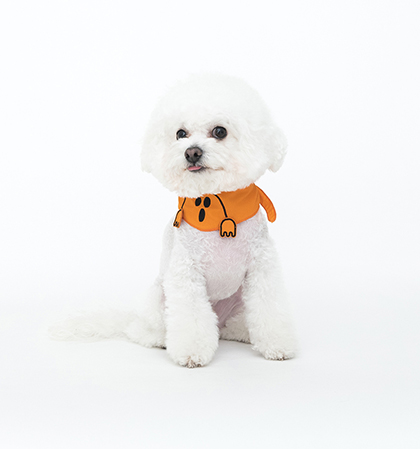 Ghost Scarf(Orange)