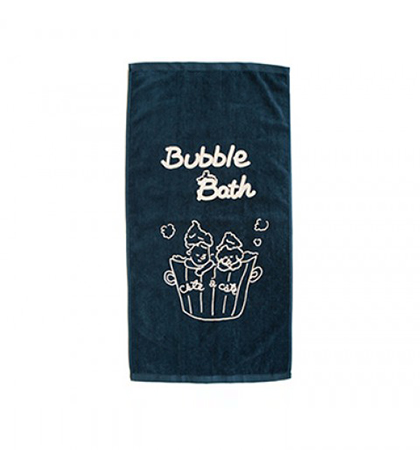 Bath Towel(Navy)