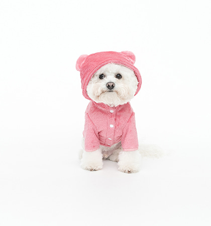 Krunk Boa Jumper(Hot Pink)